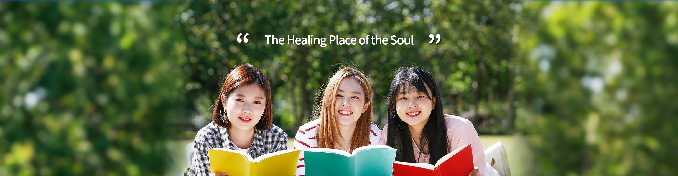 The Healing Place of the Soul